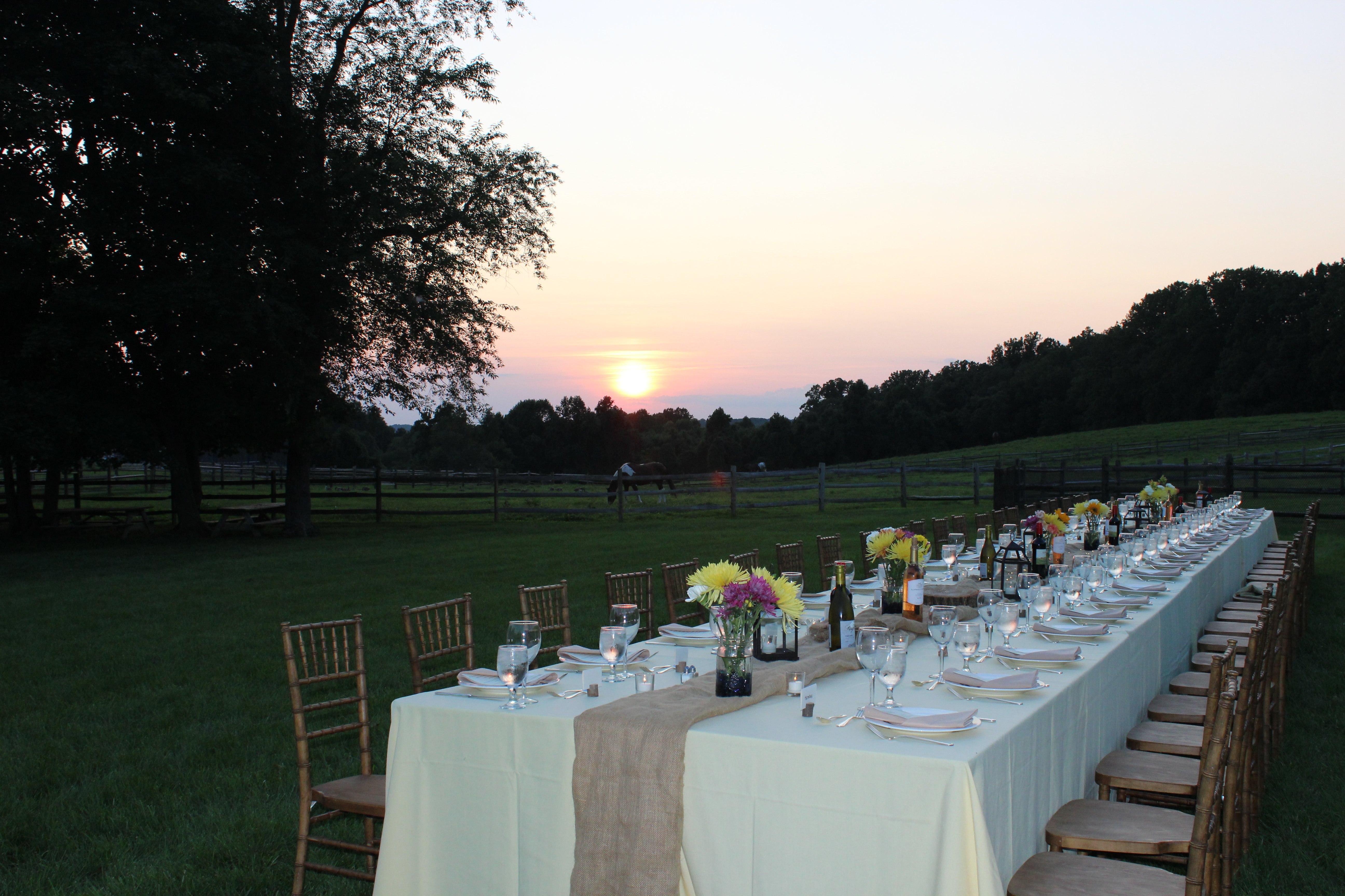 farm to table country club