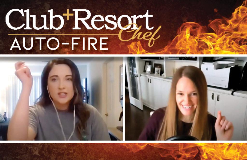 Anna Luongo Answers Five Auto-Fire Questions